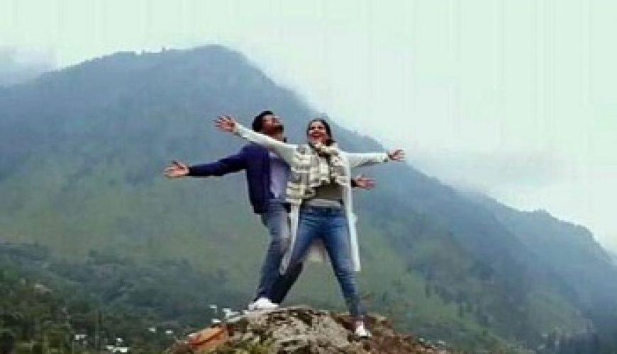 Bollywood in Kashmir