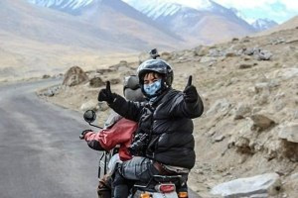 Ladakh Bike Package 5 Nights