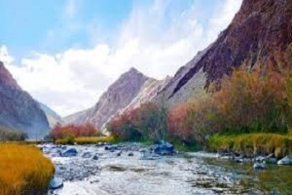 Kashmir Via Ladakh Tour