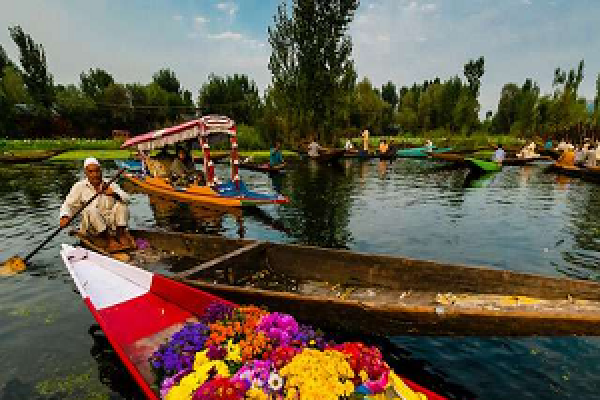 Kashmir Chennai Group Tour