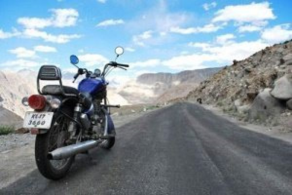 Cheap Bike trip from Delhi