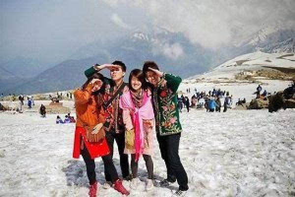 holiday in Gulmarg Kashmir