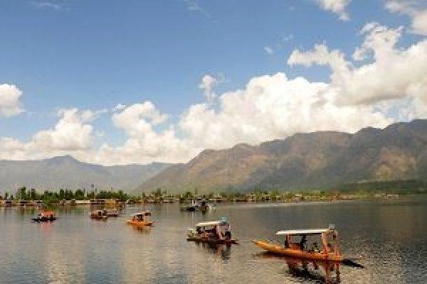 Jammu Kashmir Couple Trip for 5 Nights